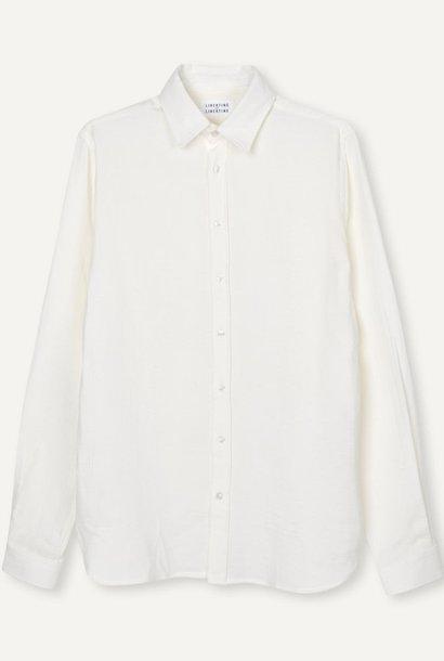 Babylon Katoen Wit Overhemd