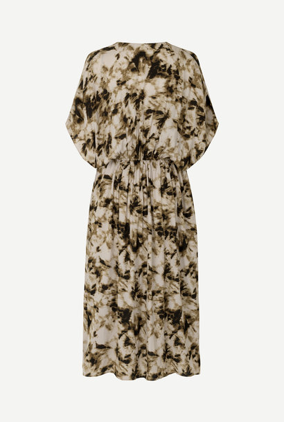 Andina Camo Clay Long Dress