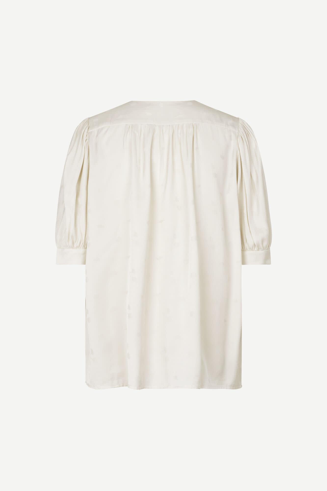 Jetta S/S Shirt Antique White-2