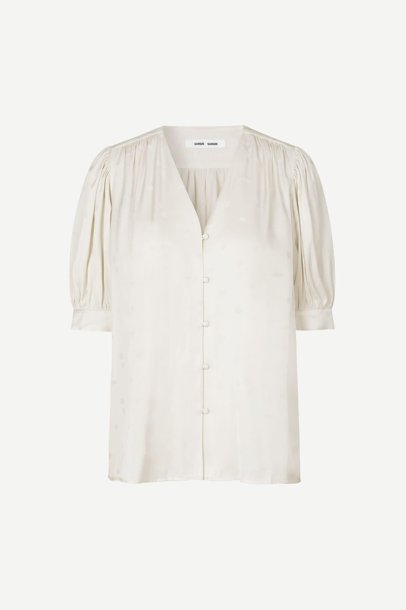 Jetta S/S Shirt Antique White-1