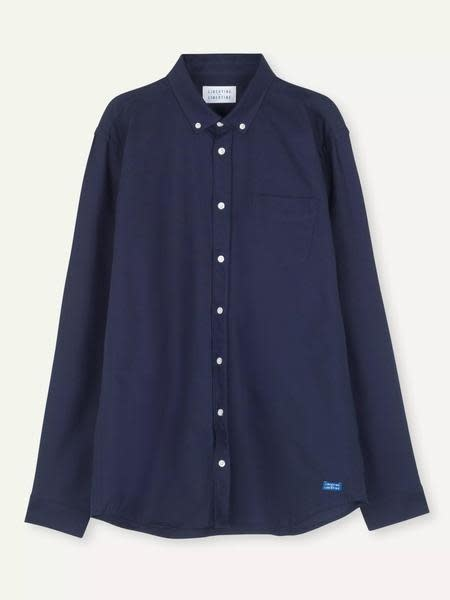 Hunter Peacoat Blue Shirt-1
