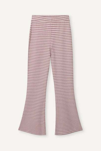 Drone Pants Powder Grid Pink