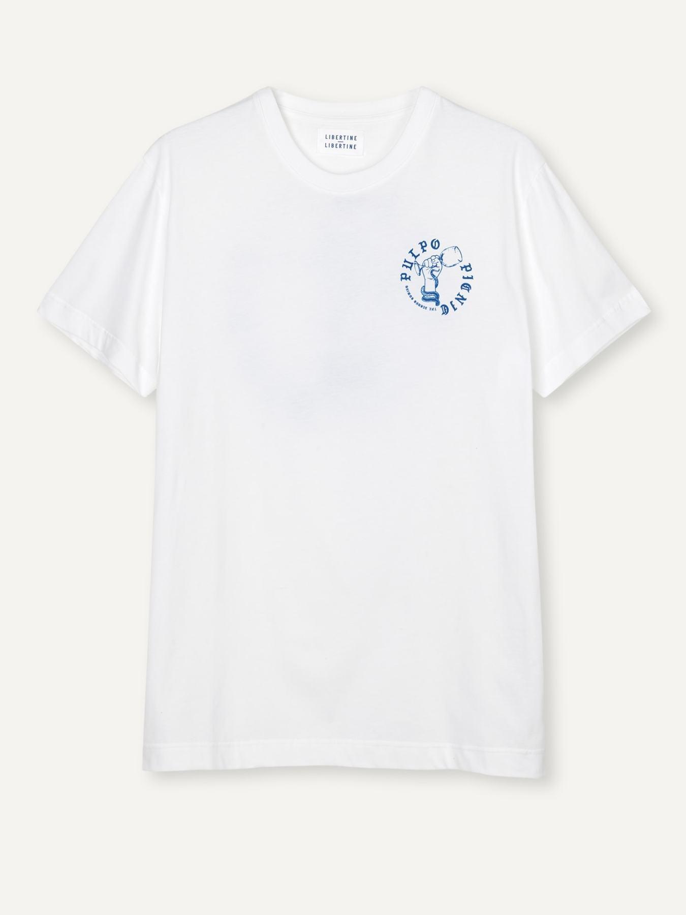 Beat Pulpo T-Shirt White-1