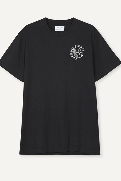 Beat Pulpo Picnic T-Shirt Black