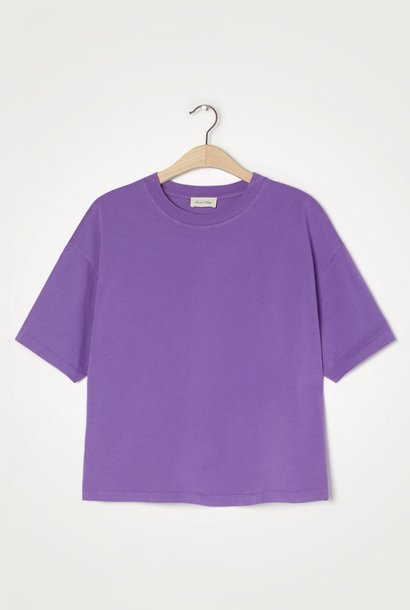 Fizvalley Box T-Shirt Purple