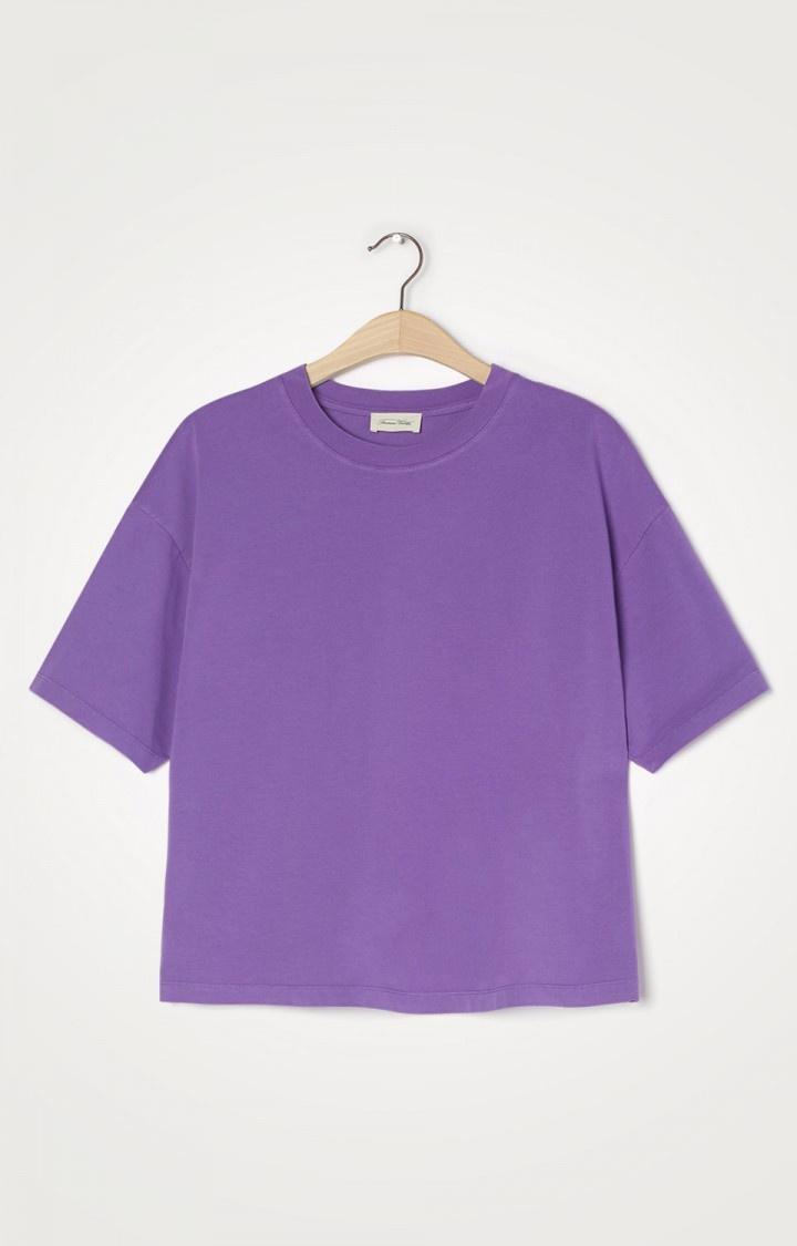 Fizvalley Box T-Shirt Purple-1