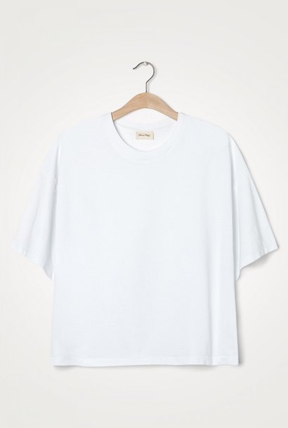 Fizvalley Box T-Shirt White