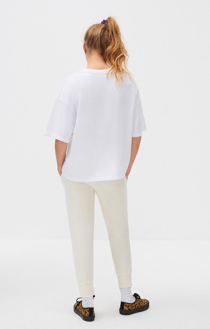 Fizvalley Box T-Shirt White-2
