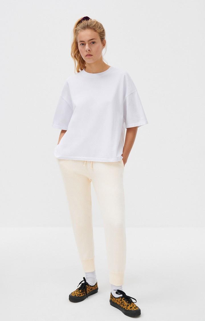 Fizvalley Box T-Shirt White-3