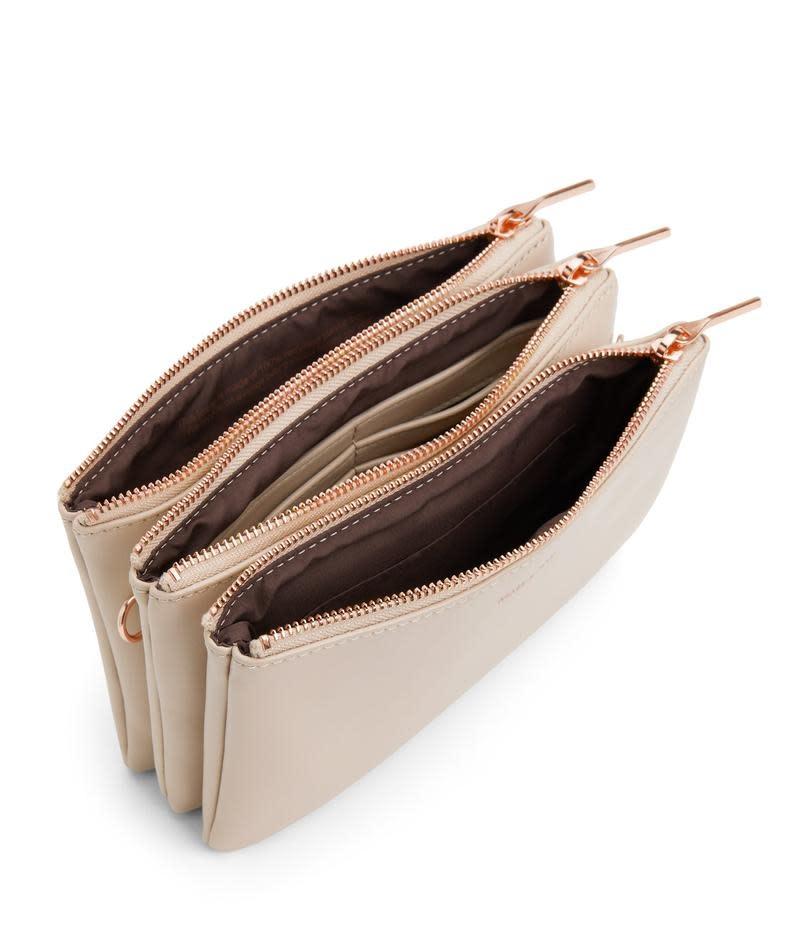 Triplet Crossbody Bag Veil Ecru-2