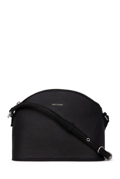 Leona Loom Crossbody Bag Black