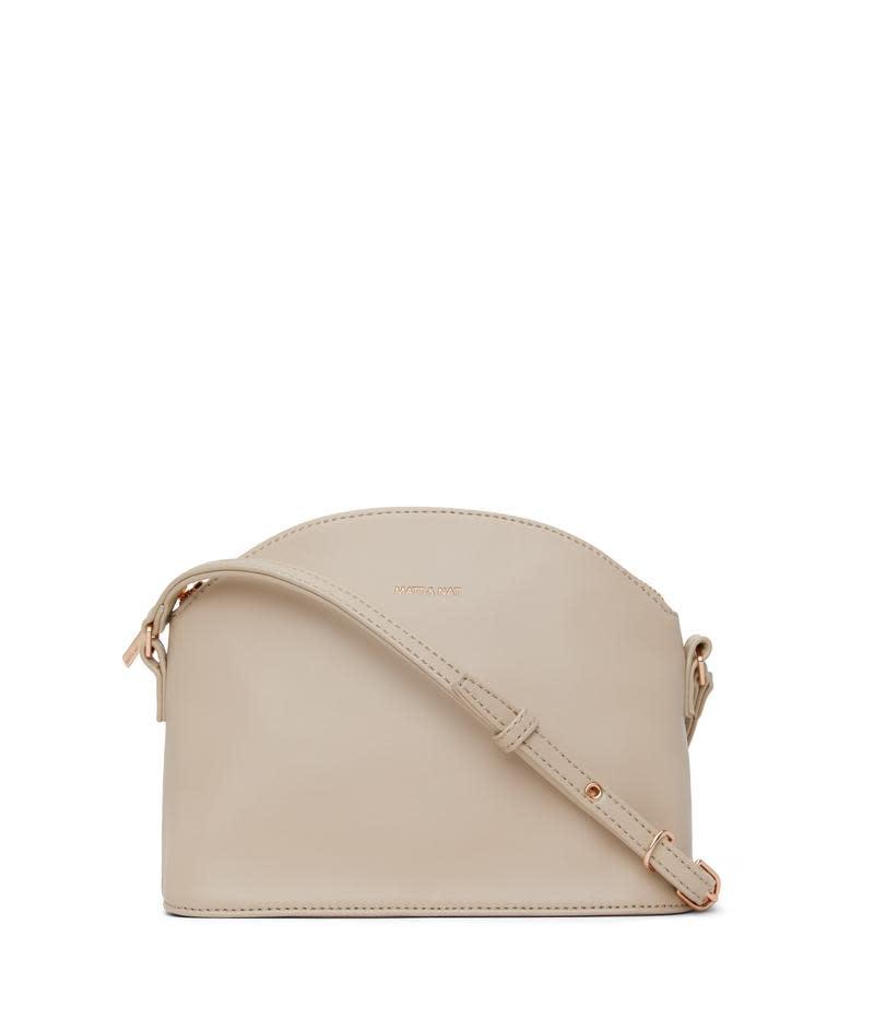 Leona Loom Crossbody Bag Veil White-1