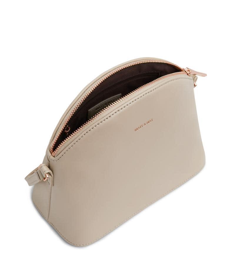 Leona Loom Crossbody Bag Veil White-2