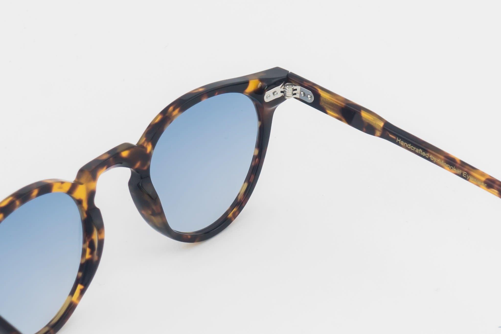 Forest Havana Brown Sunglasses-2