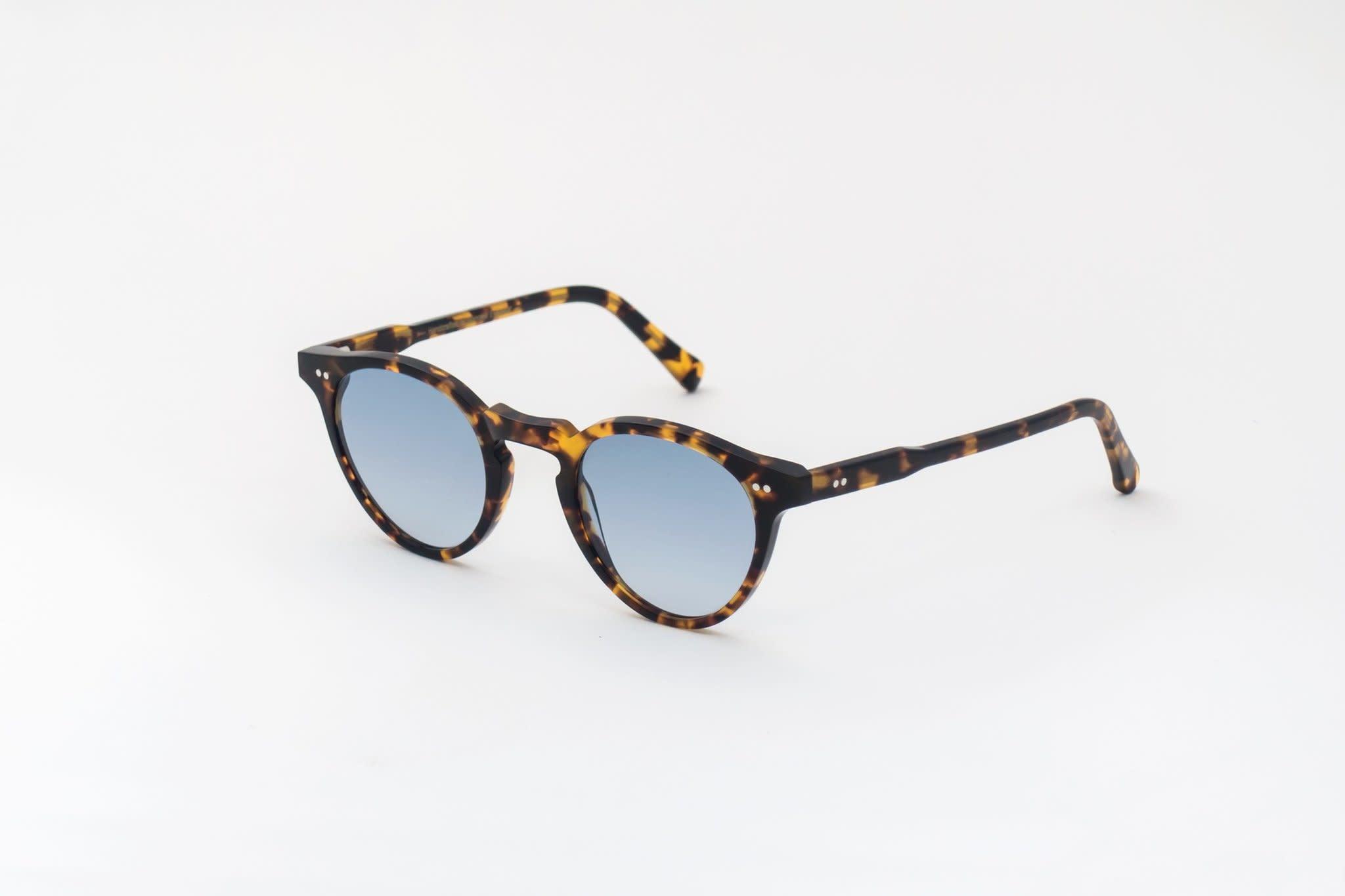 Forest Havana Brown Sunglasses-3