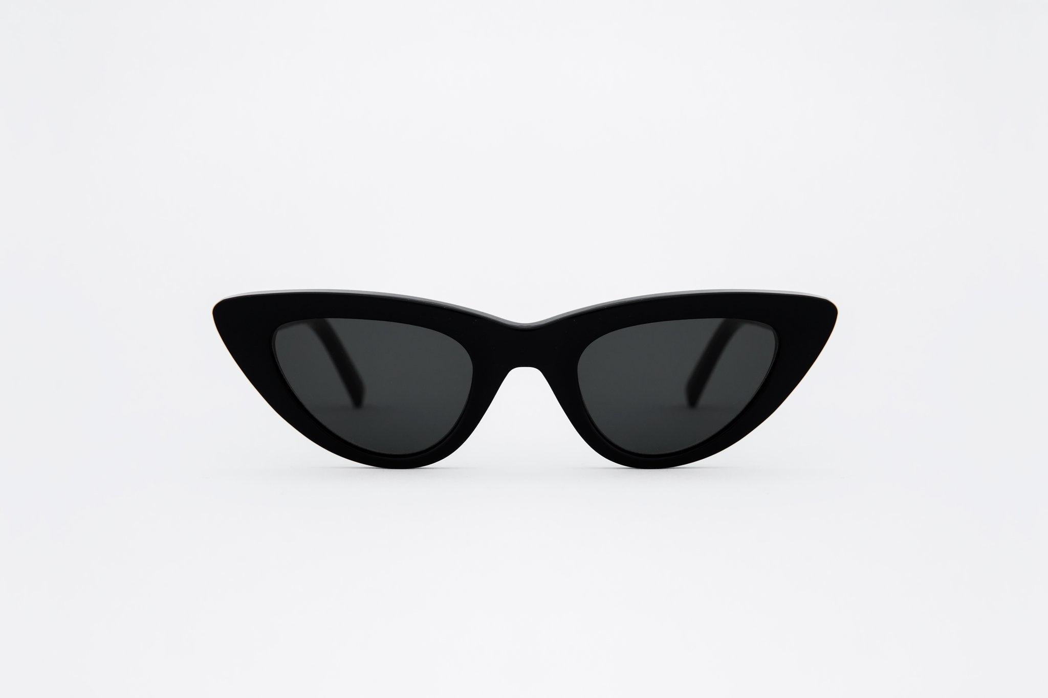 Moon Black Sunglasses-1