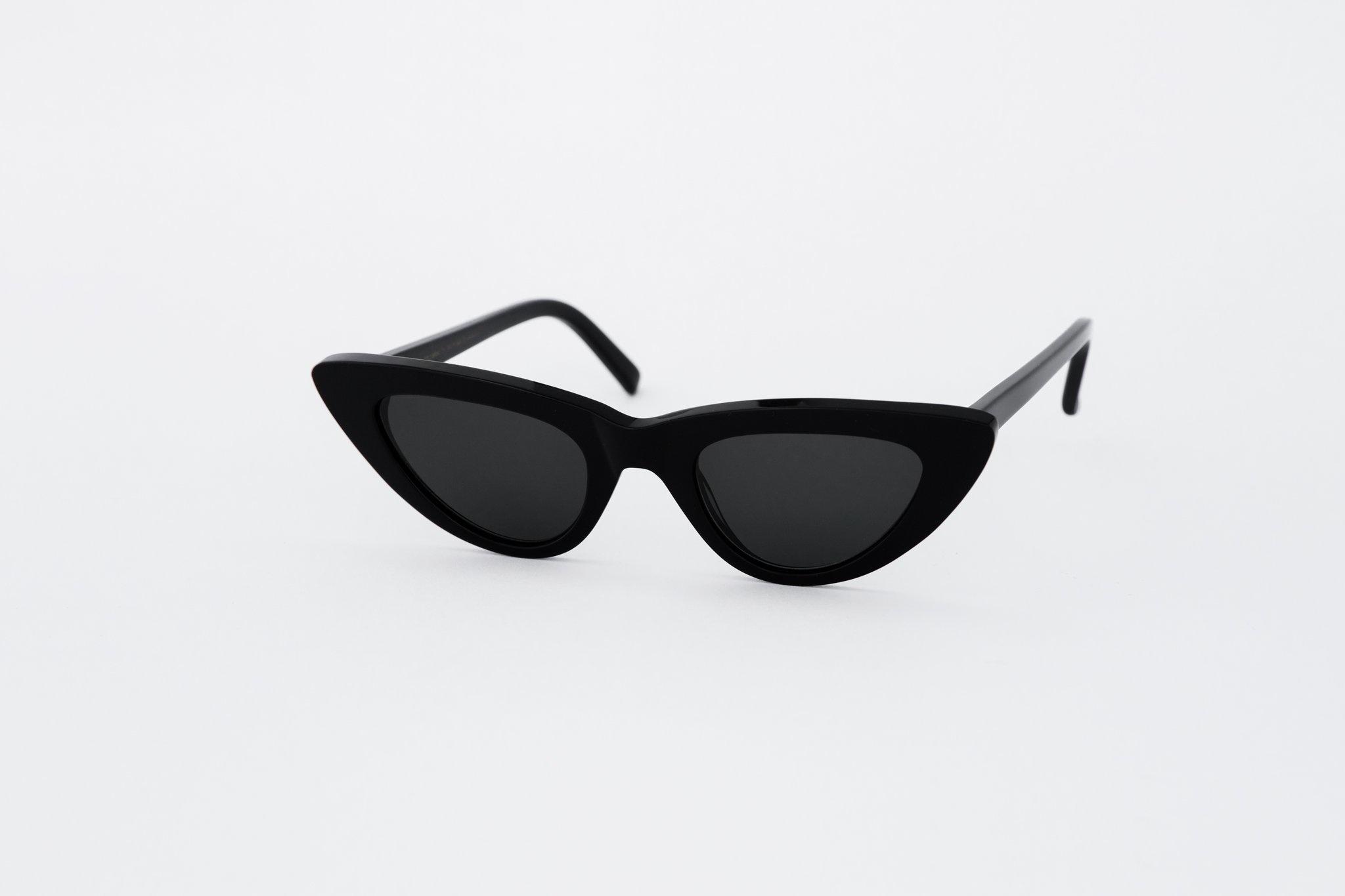 Moon Black Sunglasses-2