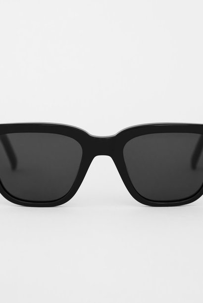 Robotnik Black Sunglasses