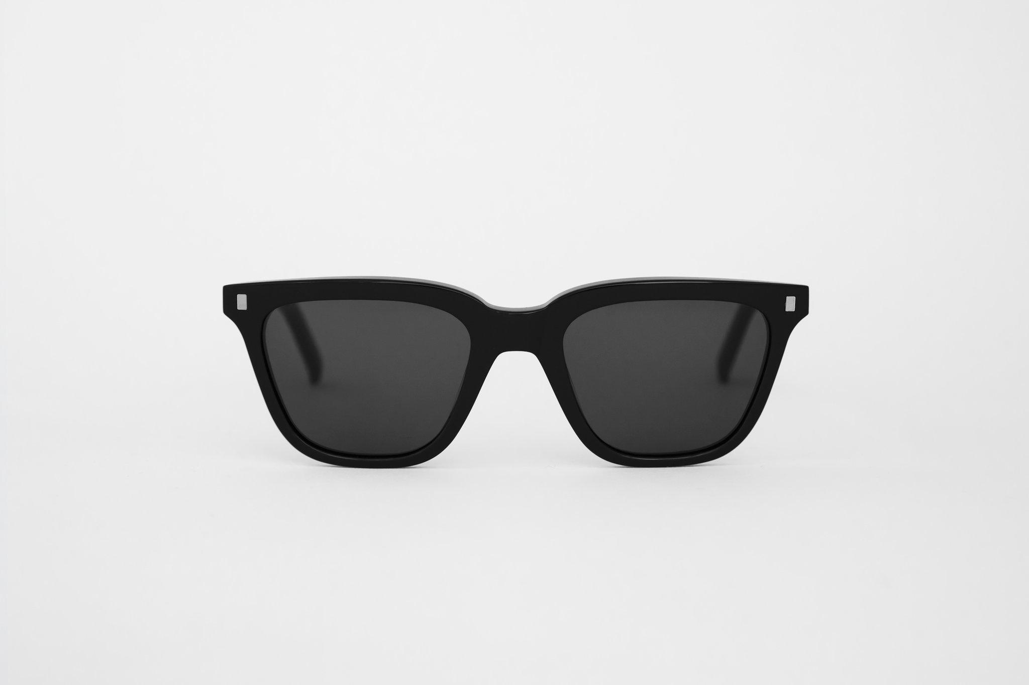 Robotnik Black Sunglasses-1