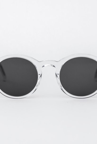 Barstow Crystal Clear Sunglasses