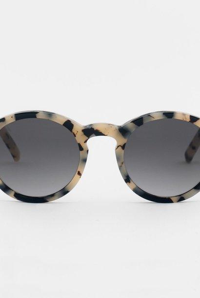 Barstow Black White Havana Sunglasses