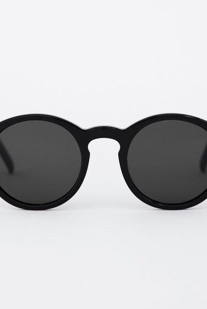 Nelson Black Gradient Lens Sunglasses