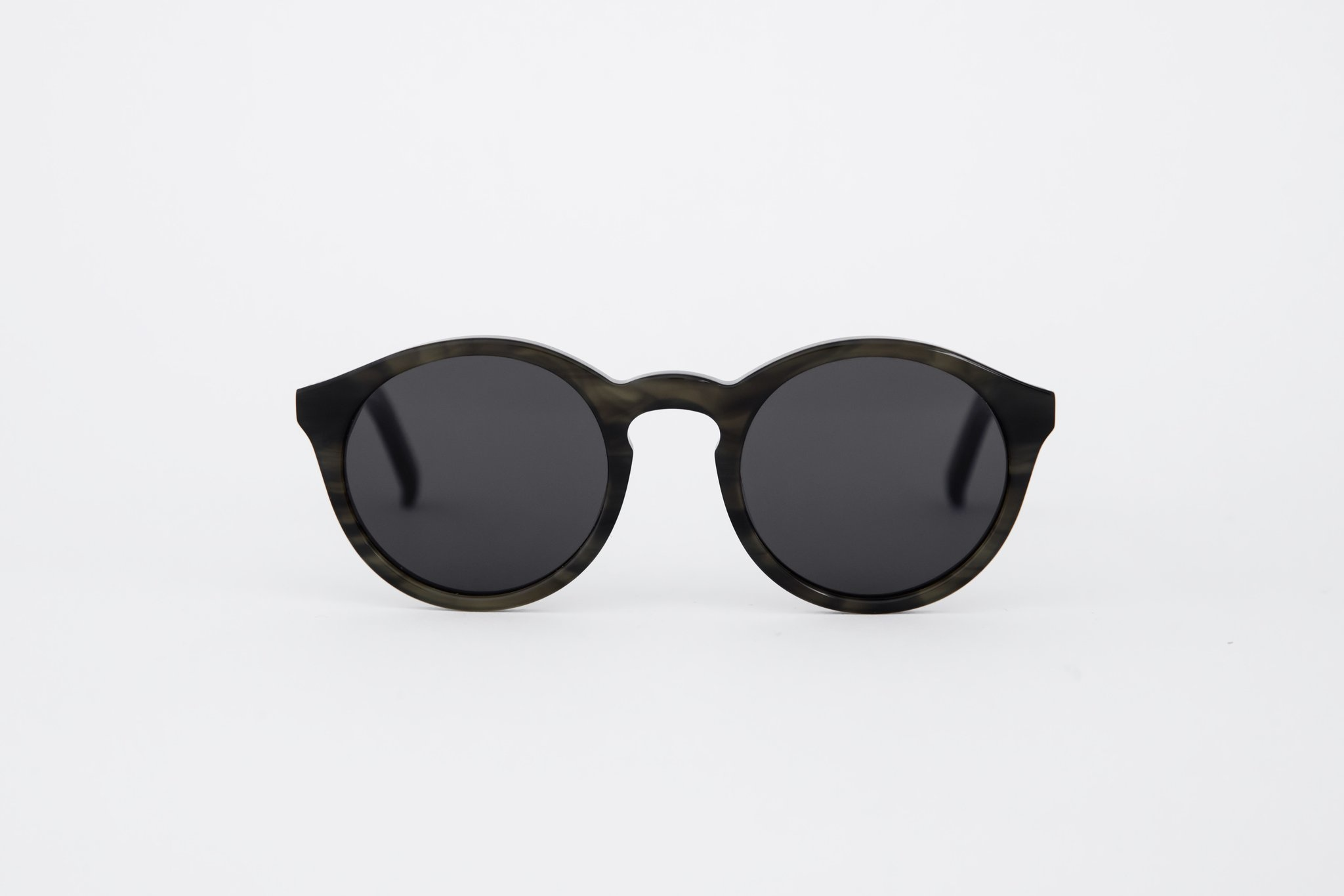 Barstow Green Demi Sunglasses-1