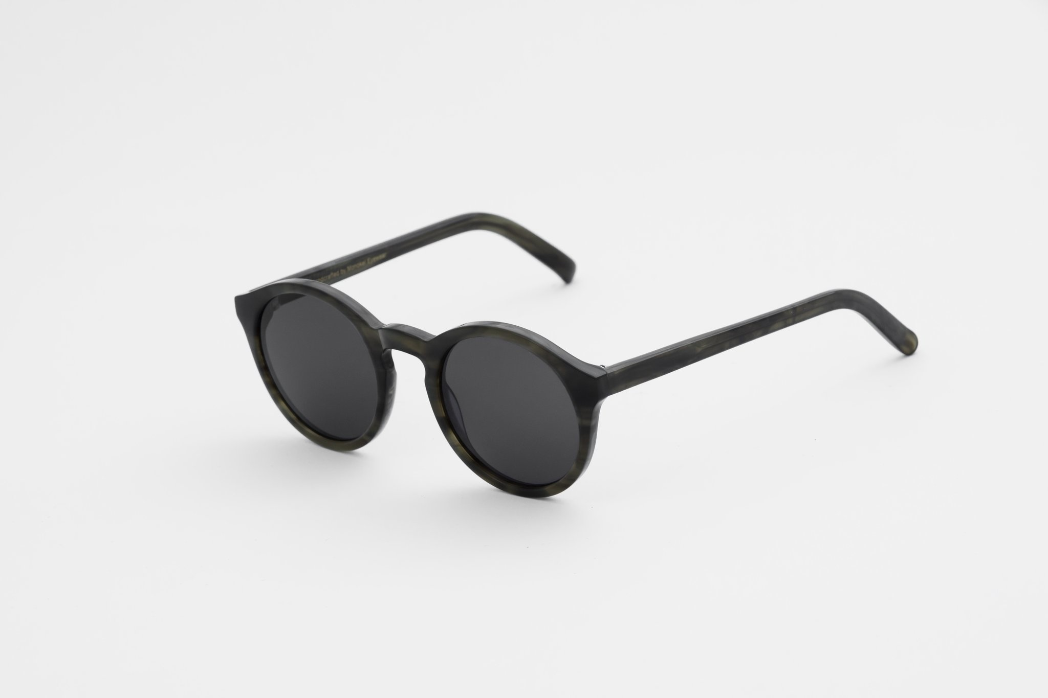 Barstow Green Demi Sunglasses-2