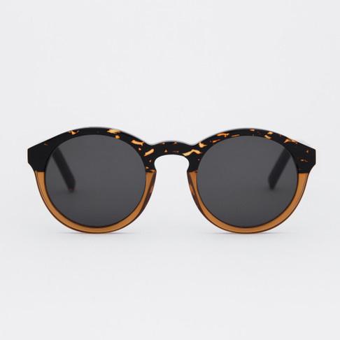 Barstow Havana Cola Brown Sunglasses-1