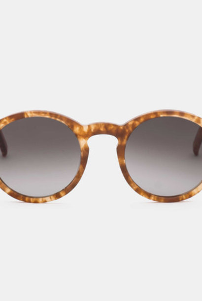 Barstow Marble Havana Brown Sunglasses