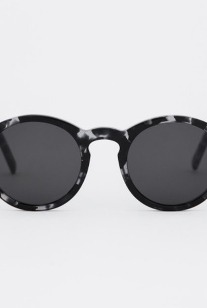 Barstow Turquoise Black Clear Sunglasses