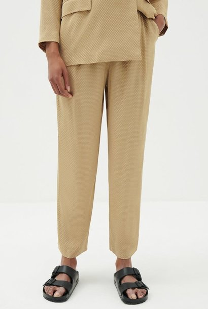 Karow Havana Brown Pants