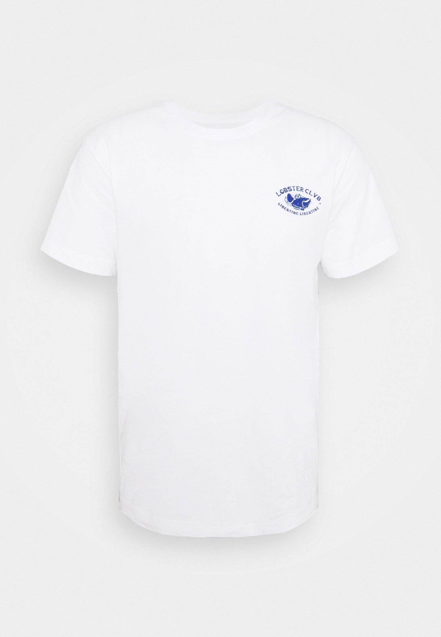 Libertine Libertine Beat Claw T-Shirt White-1