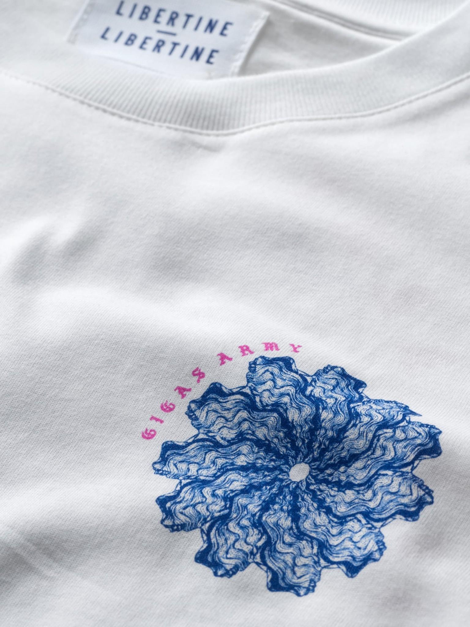 Beat Gigas Army T-Shirt White-2