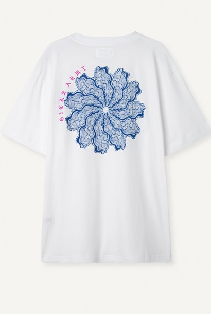 Beat Gigas Army T-Shirt White