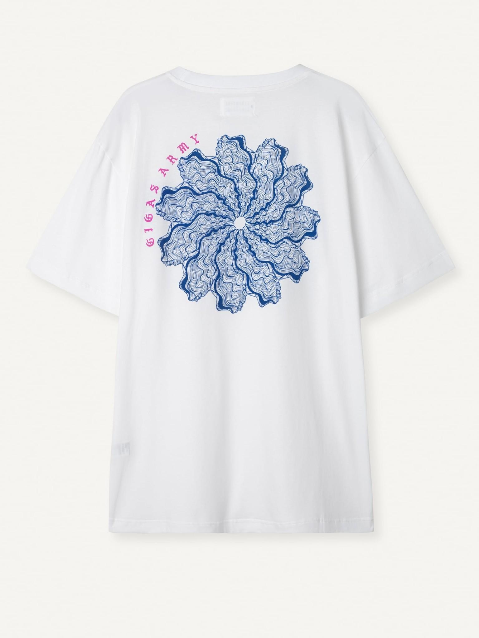 Beat Gigas Army T-Shirt White-1