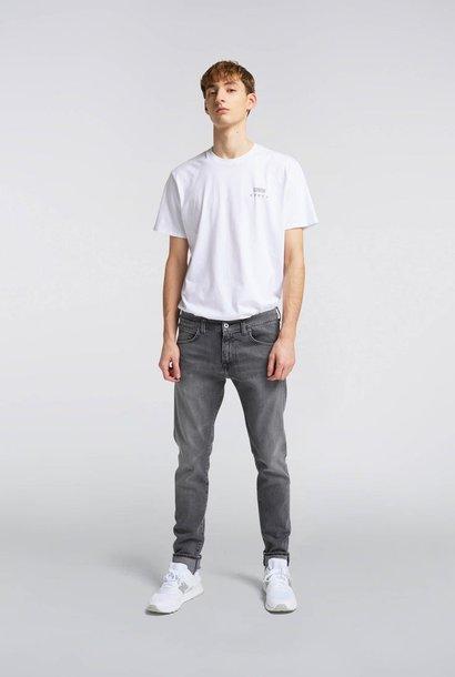 ED 85 Ayano Grijze Kentaro Wassing Jeans