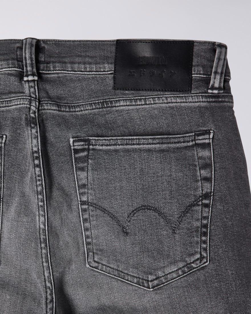 ED 85 Ayano Grijze Kentaro Wassing Jeans-2
