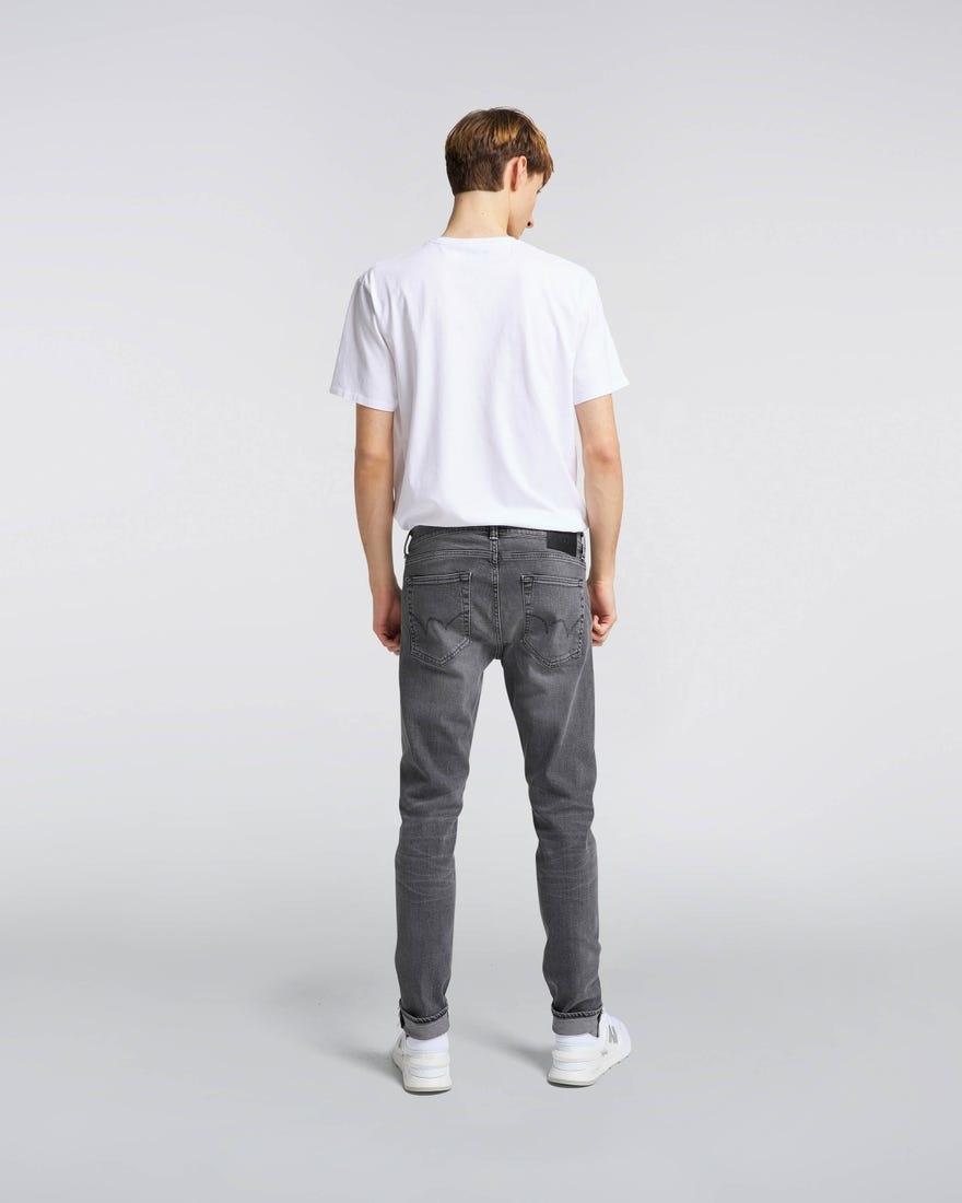 ED 85 Ayano Grijze Kentaro Wassing Jeans-3