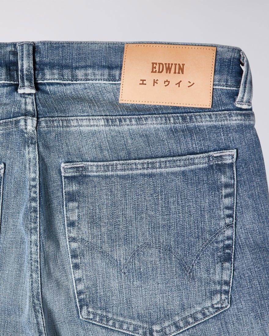 ED 85 Yuuki Blue Slim Jeans-2