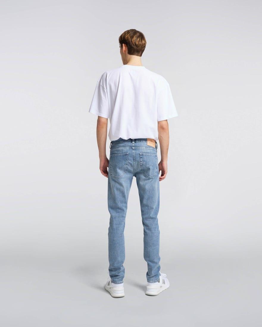 ED 85 Yuuki Blue Slim Jeans-3