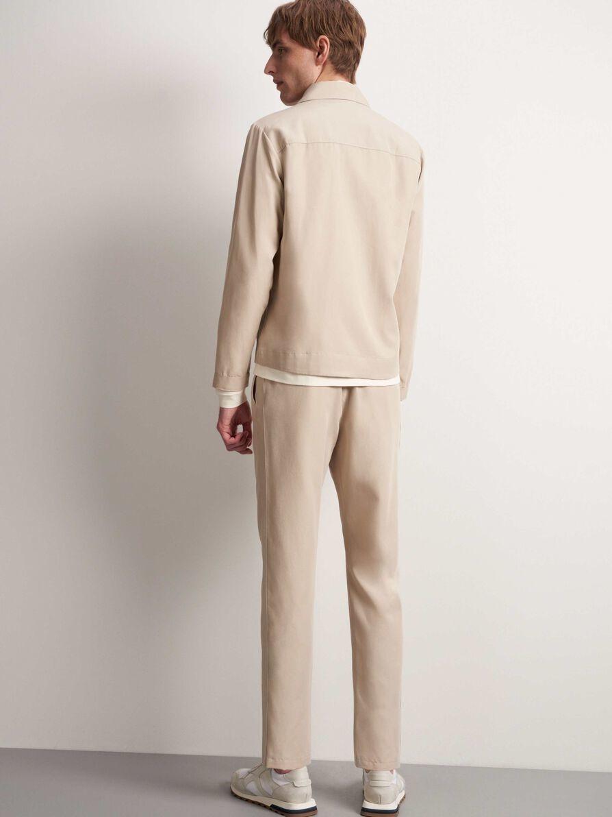 Maddon Jacket Feather Sand-3