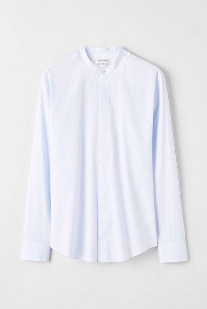 Forward Short Collar Strip Shirt