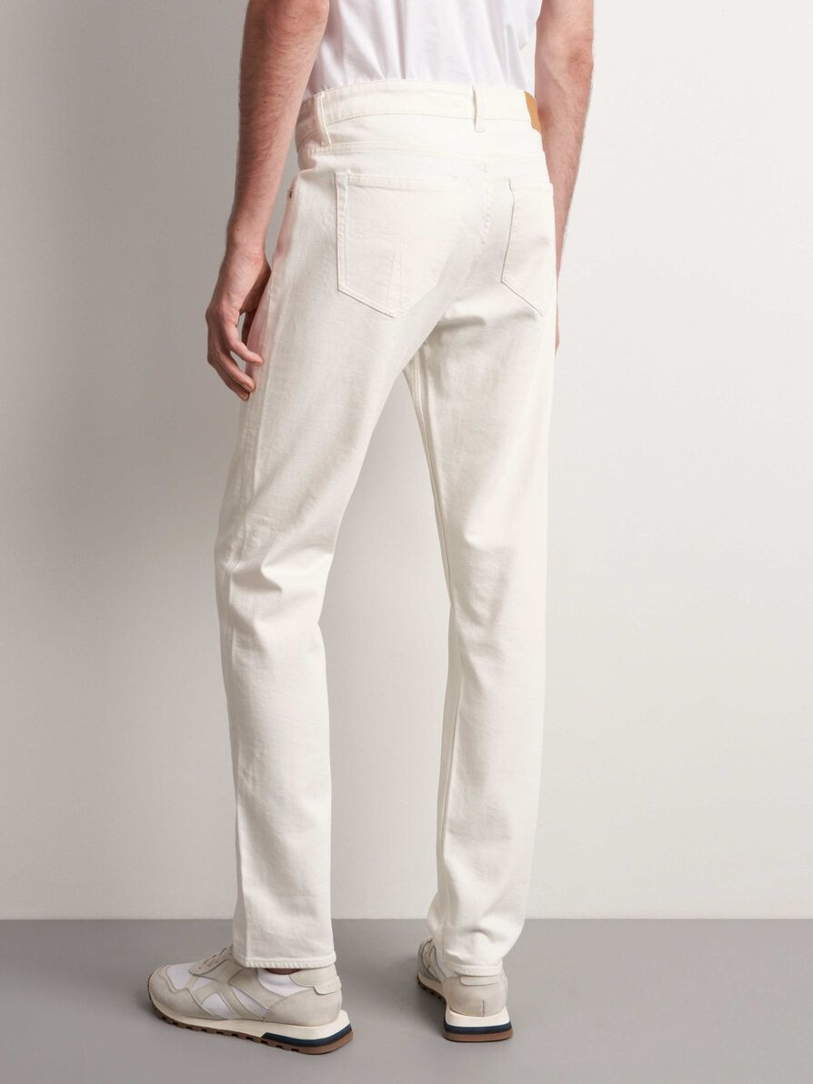 Rex Natural White Wash Jeans-2