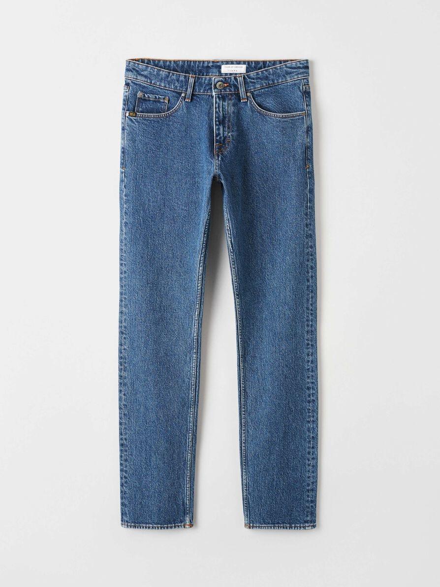 Rex. Medium Blue Wash Jeans-3