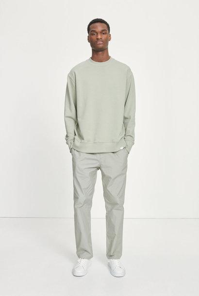 Toscan Sweatshirt Zeegras Groen
