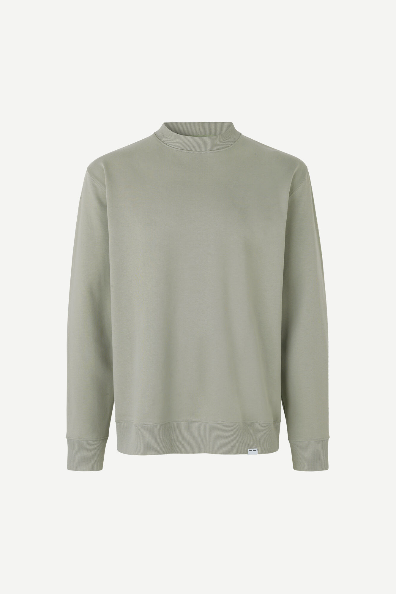 Toscan Sweatshirt Zeegras Groen-2