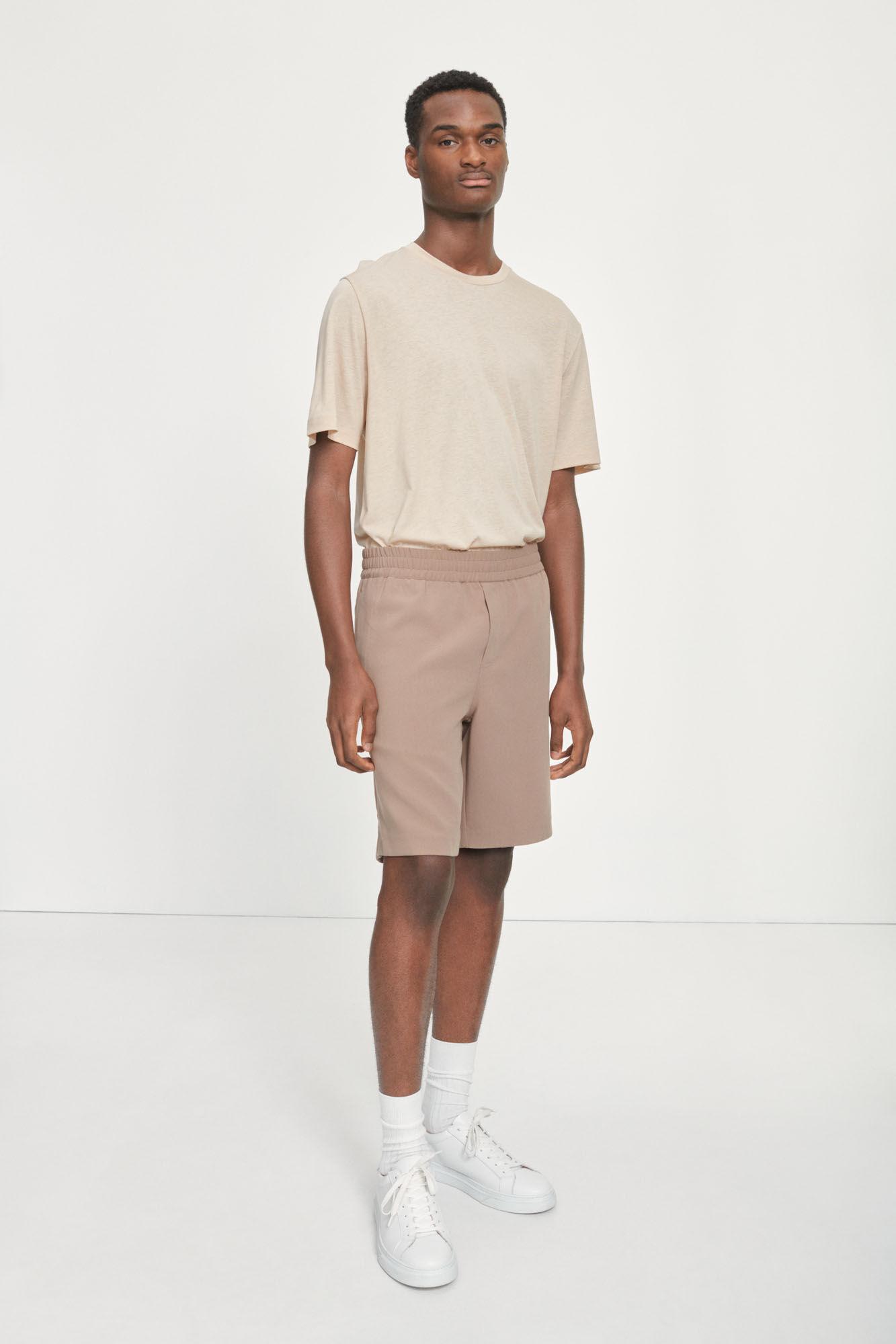Smith Summer Shorts Caribou Brown-2