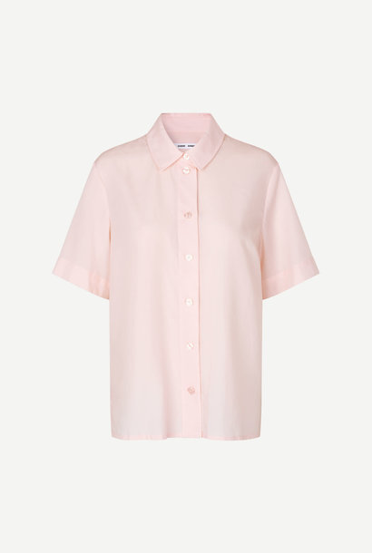Overhemd met korte mouwen Bansa Roze