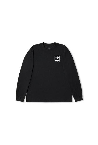 Hanani Longsleeve T-shirt Black